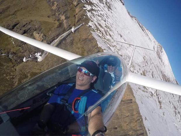 HFC berg gliding