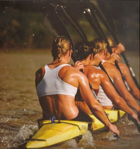 swedish rowing team