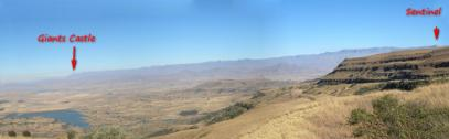 The Full High 'Berg Panorama