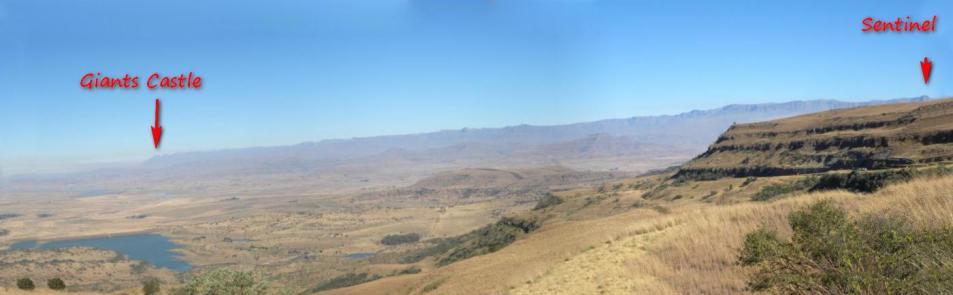 The Full High 'Berg Panorama