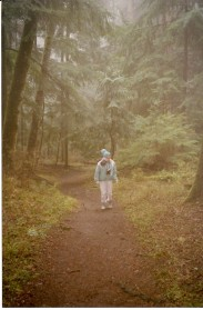 Honeymoon Orcas Island 1988 (2)