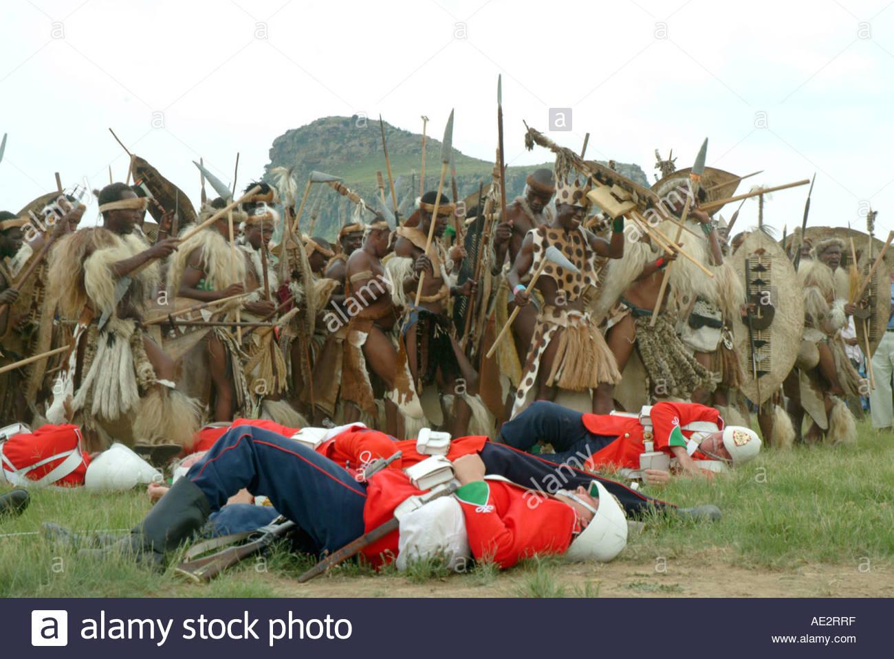 redcoats n zulus