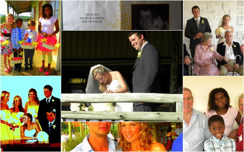 Rob & Sarah's wedding