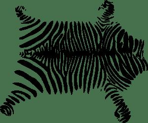 Zebra-Skin