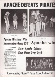 Apache Football