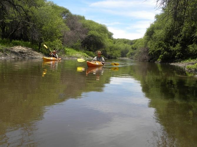 Kayak Kalahari Ngami (17 small)
