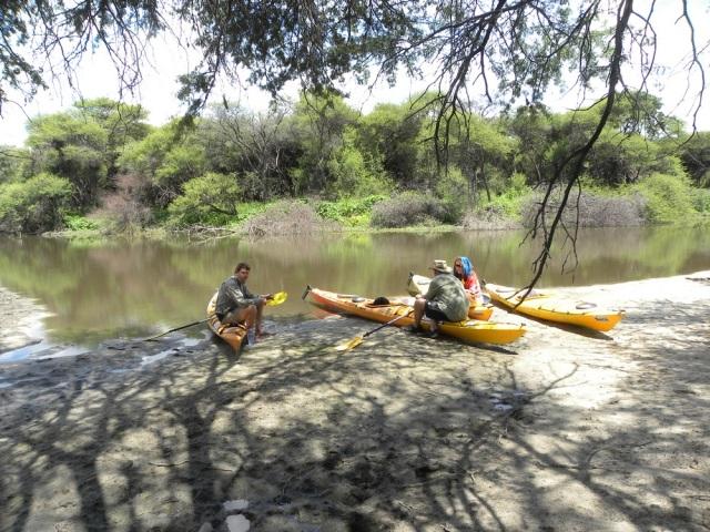 Kayak Kalahari Ngami (20 small)