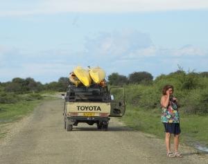 Kayak Kalahari Ngami (54 small)