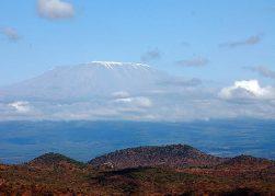 KenyaTsavo Kilimanjaro