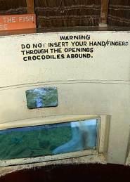 KenyaTsavo Mzima underwater tank