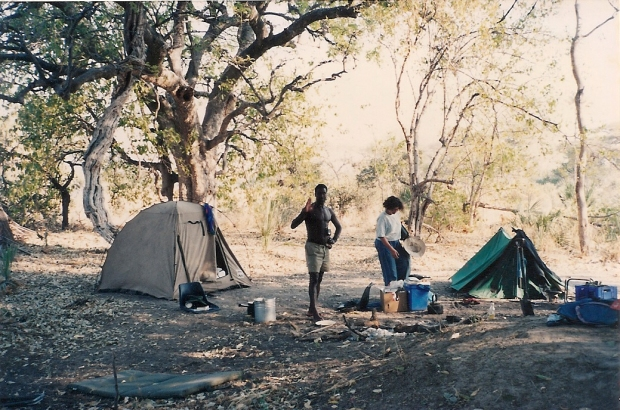 OddballsOkavango Squirrel Camp