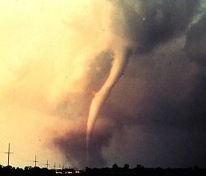 Tornado Union City 1973