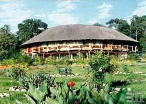 Pousada in Amazon East of Manaus