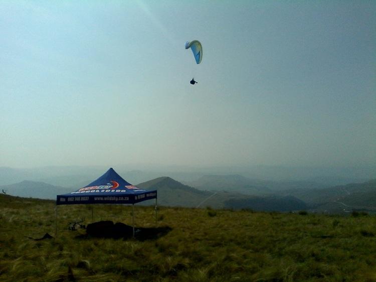 bulwer paraglide