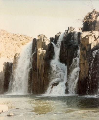 Deepdale Falls