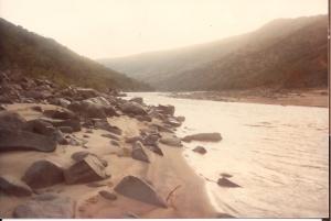 Kayak Tripping Tugela (3)