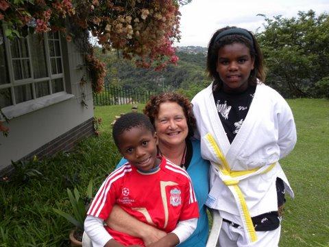 Aitch & Judo Kids (1)
