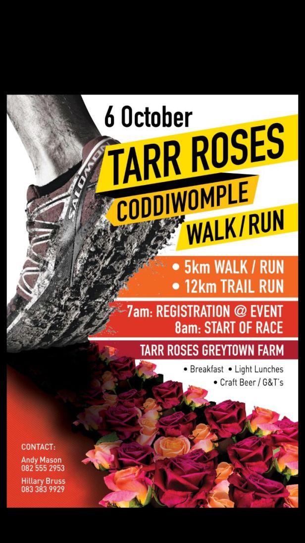 LindiLou Rose Day run