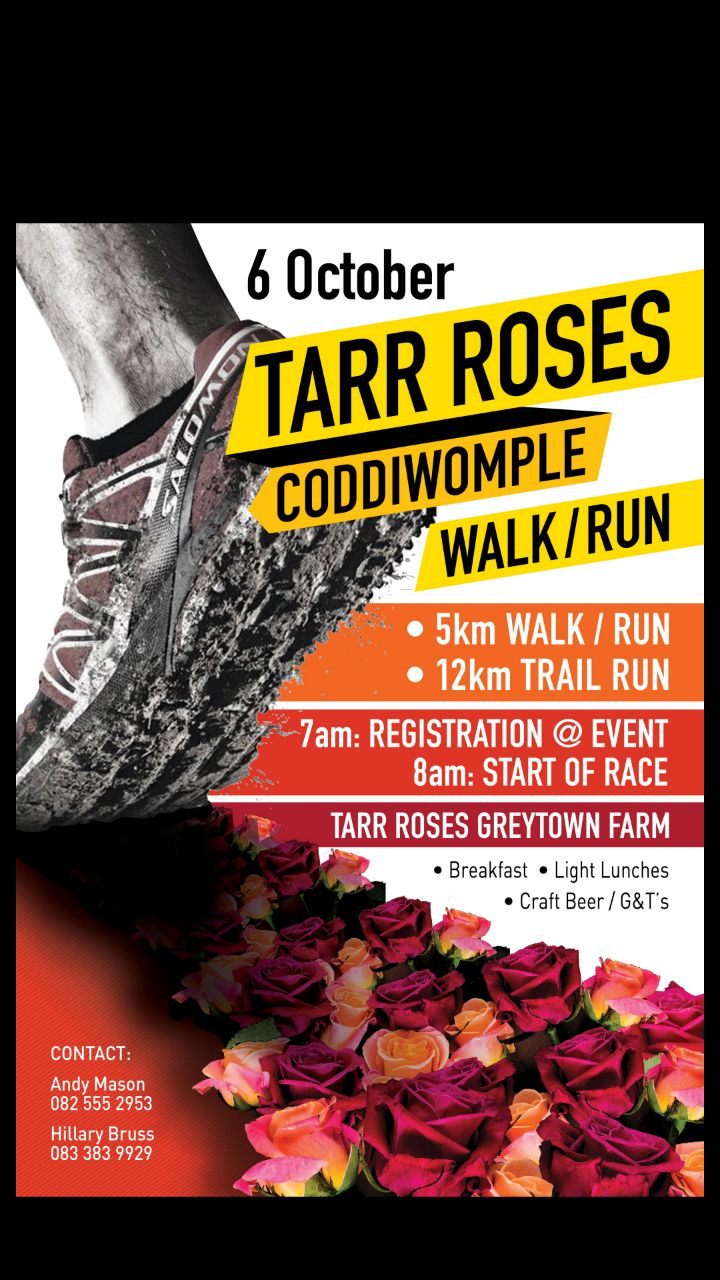 LindiLou Rose Day run