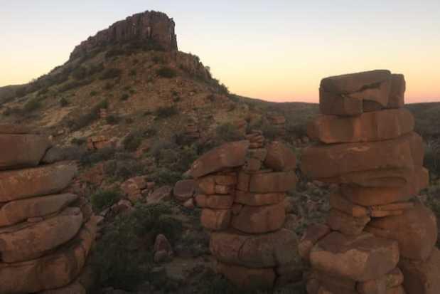 Nondela koppie Drakensberg