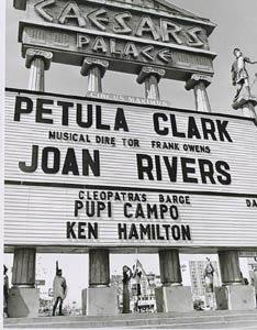 Pet Clark Joan Rivers