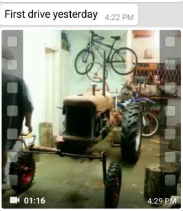 Hella Tractor