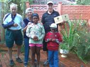 Swanepoels: Pieter & Mary & Me & Jessie & Tommy