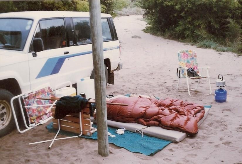 Mabibi Camp. Aitch aziz