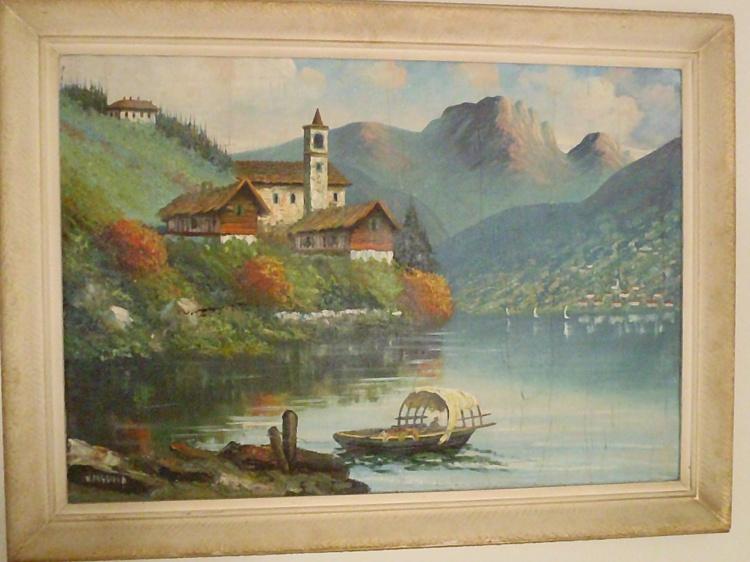 Lake Como, by V Paggiola