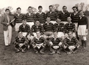 Old Wimbledonians rugby