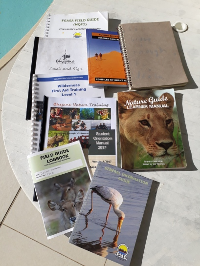 Nature Course Books (1)