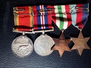 Dad War Medals (5)
