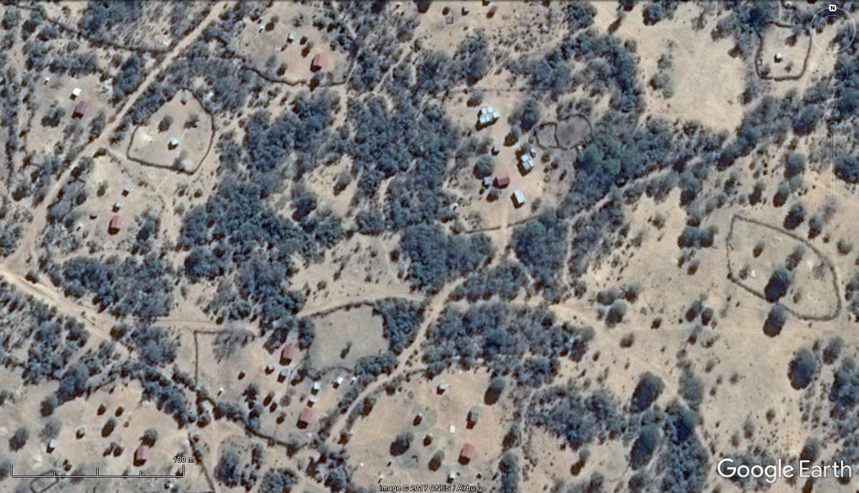 Tobias Homestead map