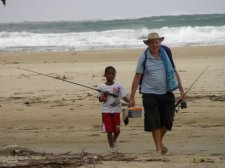 One of these okes is a fisherman