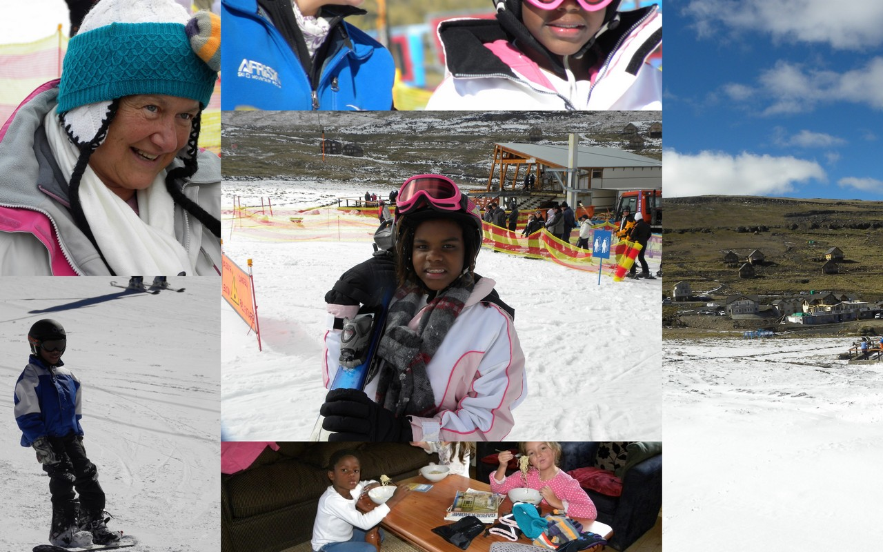 Afriski 2010 SnapShots Collage