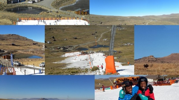 Afriski with Naudes & Lungelo 2014
