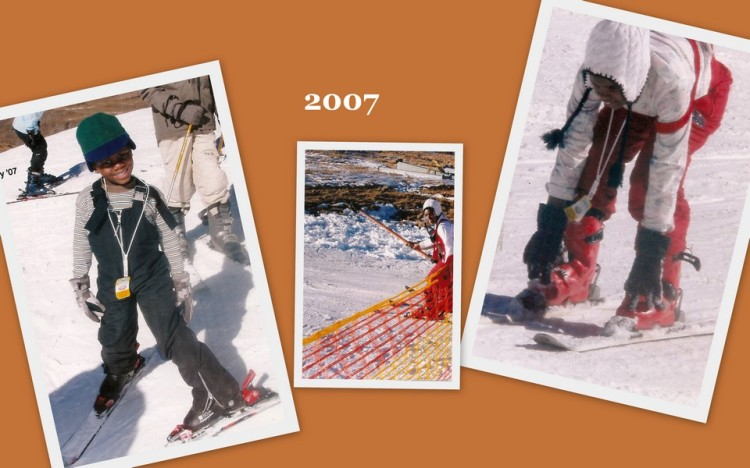 First Afriski Trip 2007 - with Youngs
