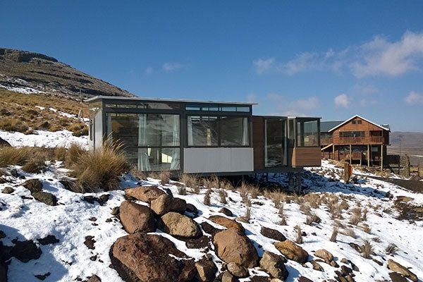 Afriski new huts