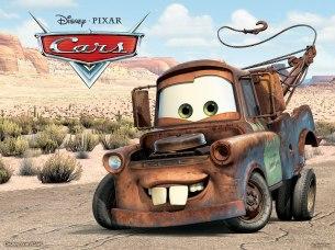 Cars Tow Mater