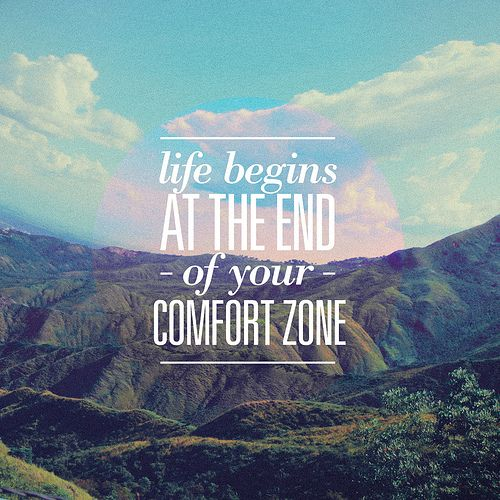 life begins at the end of