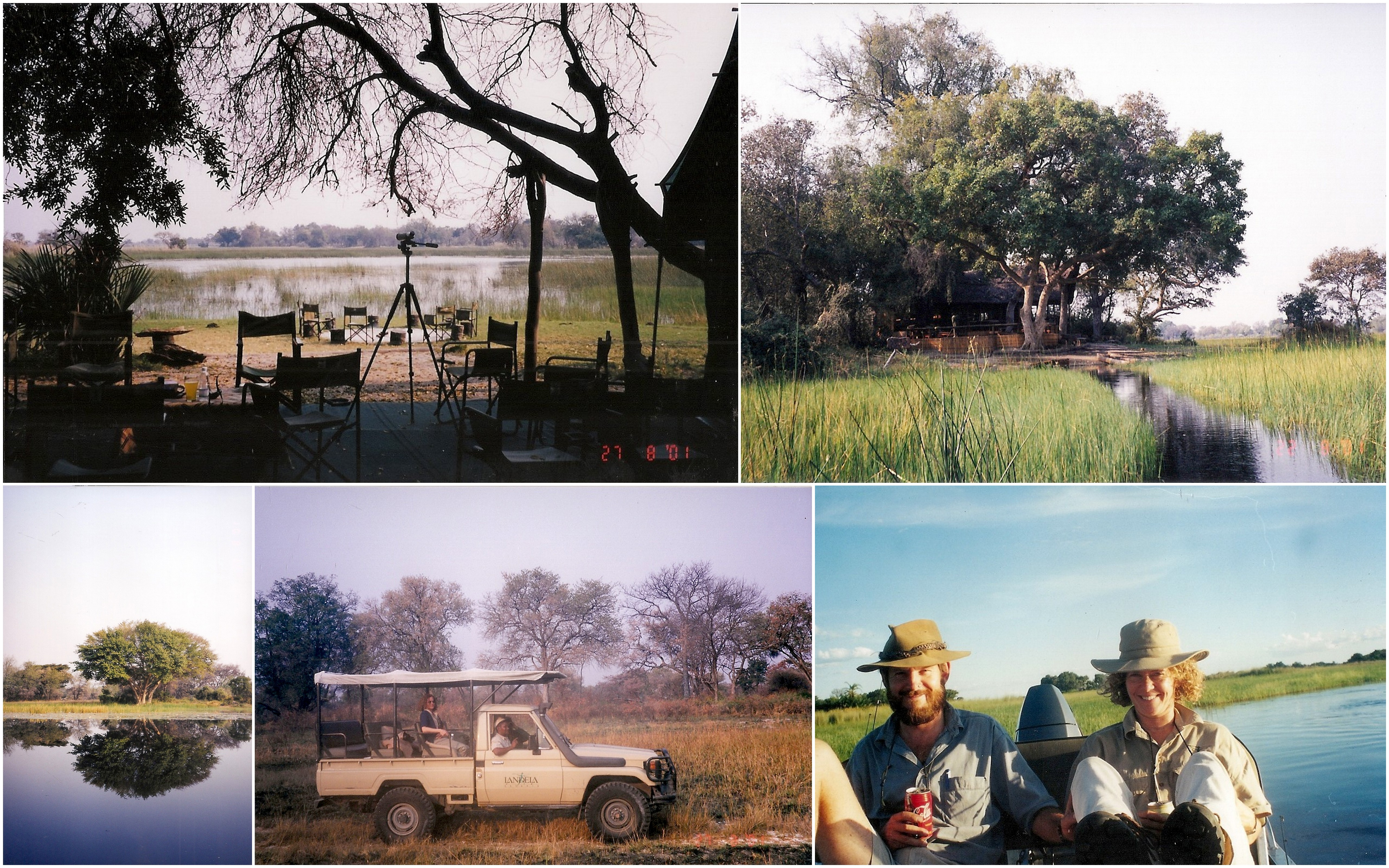 Okavango Xudum Camp