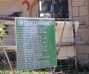The 16 Commandments