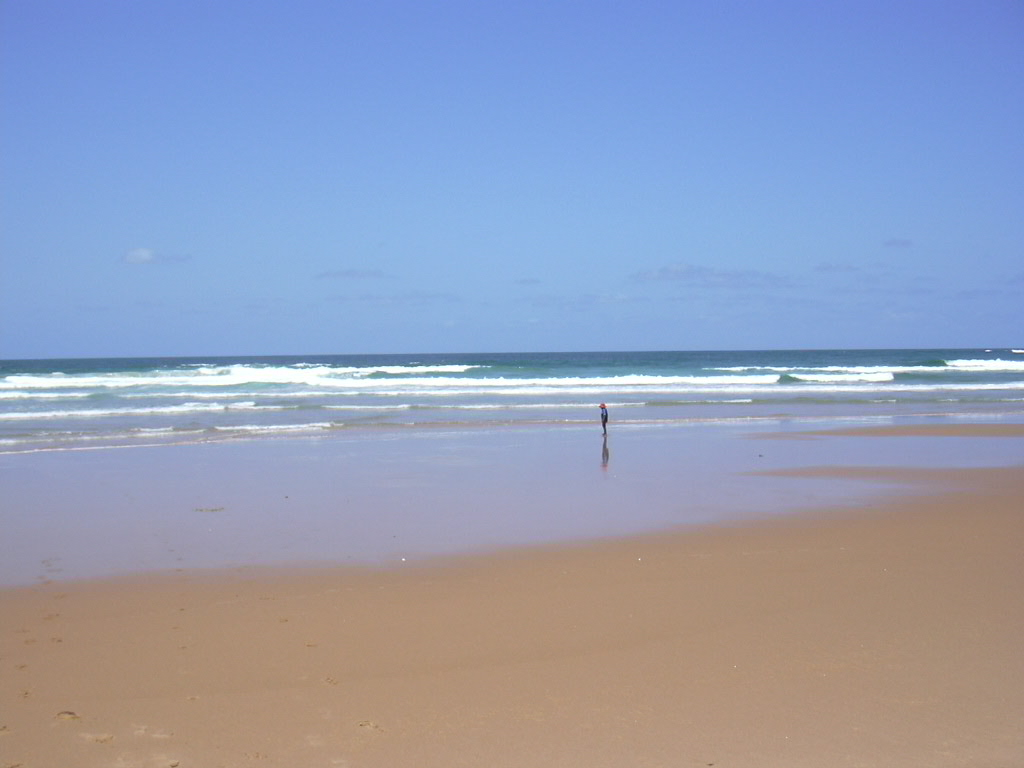 Zavora beach