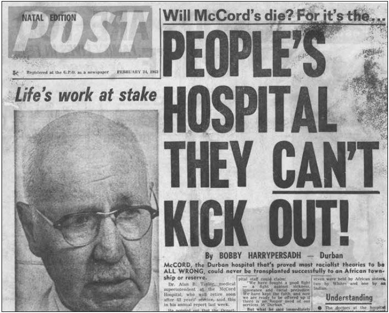 McCords Hospital