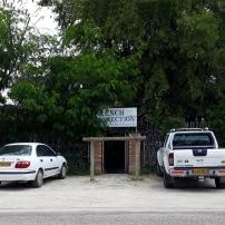 Botswana Maun Cafe