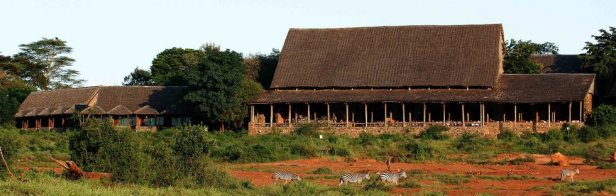 Serena Kilaguni lodge