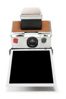 newer polaroid camera