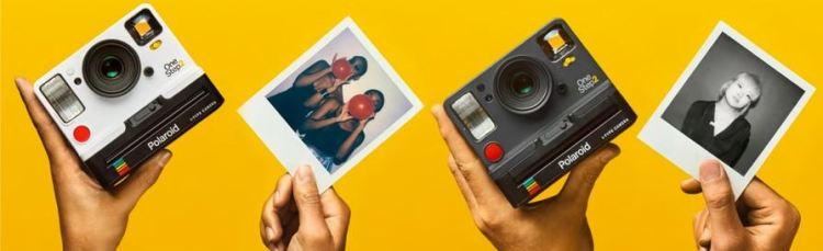 Polaroid new camera