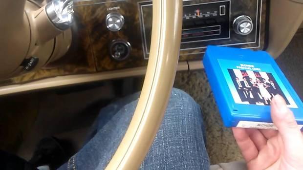 okla 8-track tape