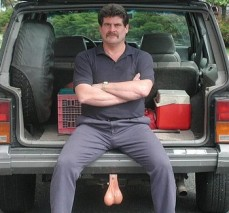 Okla truck testicles